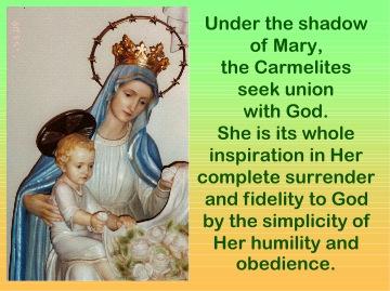 Carmelite Nuns Vow Of Silence